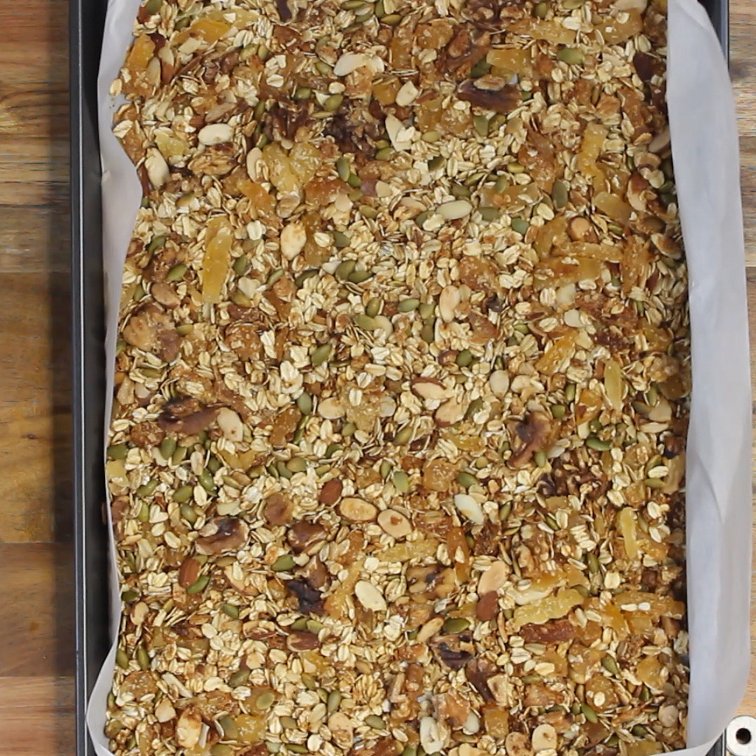 Tropical Granola Recipe