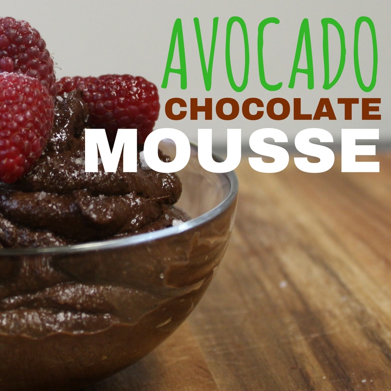 Avocado Mousse Recipe